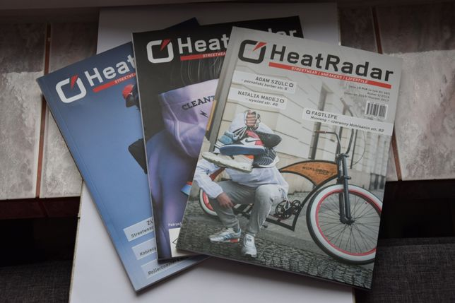 HeatRadar 3 numery