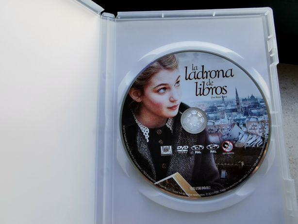 "DVD filme ""The book thief"""