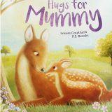 "Книга на английском ""Hugs for Mummy"""