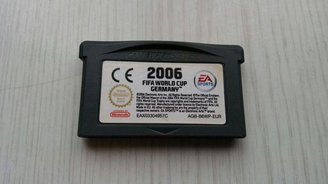 FIFA 2006 Gameboy advance