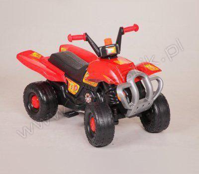 Nowy duży quad,kład na pedały dla dzieci,polski pojazd do 50 kg