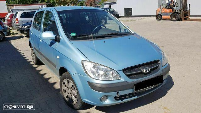 Motor Hyundai Matrix Accent Getz 1.5crdi 110cv D4FA Caixa de Velocidades Arranque Alternador