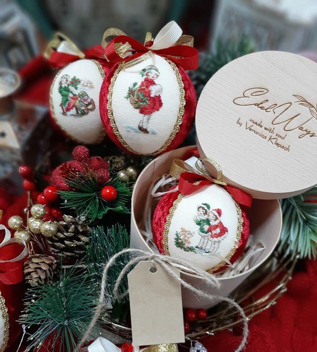 Новогодние, ёлочные игрушки Коломыя - изображение 1