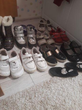 Обувь для девочки от 29 размера до 32
