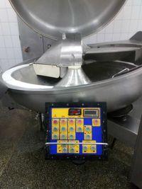 Куттер Kramer Grebe VSM 325 вакуумный нерж. чаша