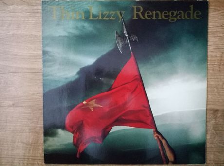 Thin Lizzy renegade winyl.