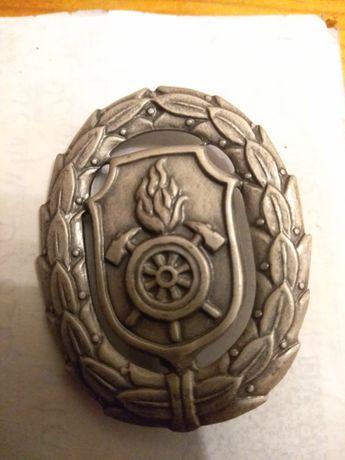 Odznaka niemiecka, straż pożarna.