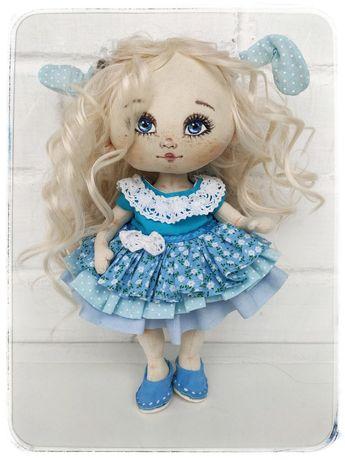 Интерьерная игровая кукла для девочки декор