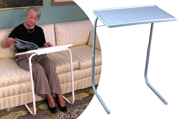 Складной столик для еды и ноутбука Table Mate 2 с регулировкой высоты