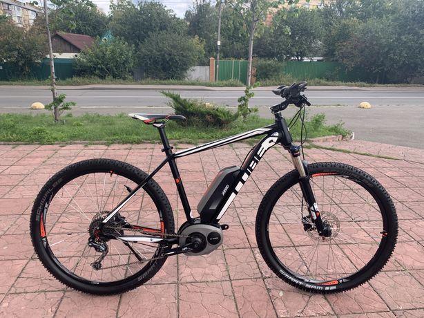 """Електро велосипед Cube Reaction Hybrid 29"""", рама 21"""""""