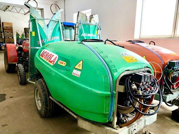 Agrola Turbo 1500 stan LUX po serwisie!