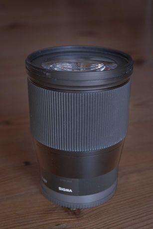 Sigma 16mm f/1.4 DC DN Contemporary (Sony E)