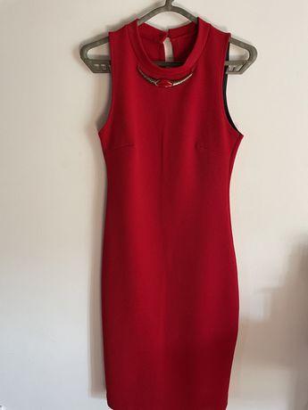 Vestido vermelho elegante - 20€