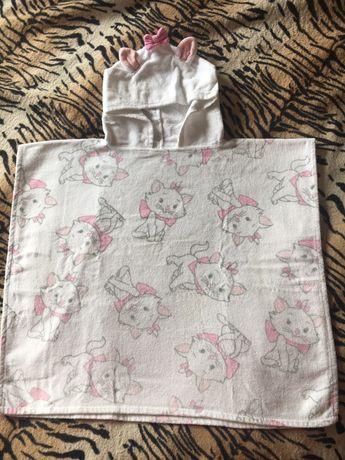 Полотенце с капюшоном Disney
