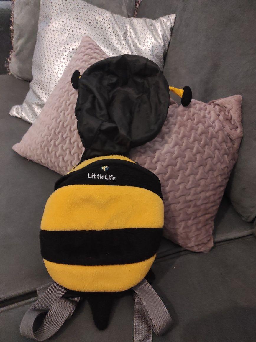 Plecak/Plecaczek dziecięcy Little life pszczółka