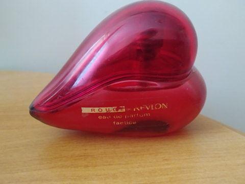 Perfumy ROUGE de REVLON - eau de parfum EDP - 50ml - UNIKATowe