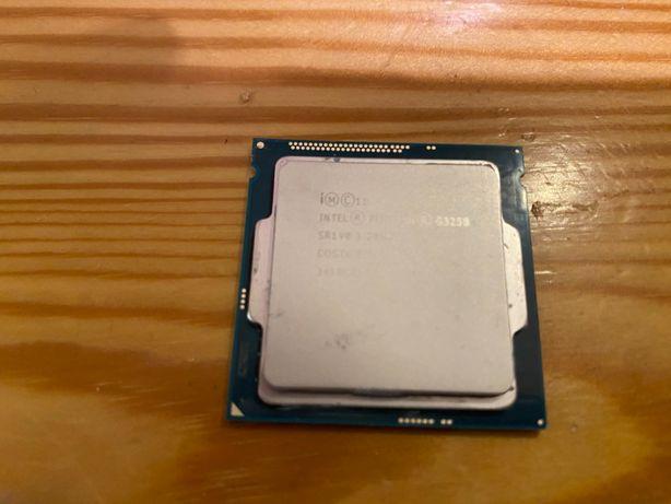 Pentium G3258 używany LGA 1150 LGA1150 odblokowany mnożnik