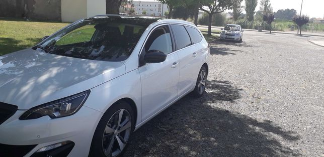 Peugeot novo modelo de 120cv allur caixa