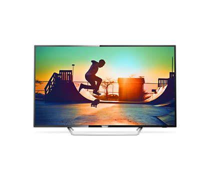 Telewizor Philips 50PUS6262/ Netflix/Youtube/ 4K UltraHD