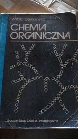 Chemia organiczna Witold Danikiewicz