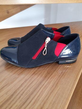 Półbuty buty rozmiar  37