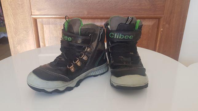Buty zimowe Clibee chłopięce 30