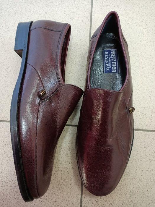 Швейцарські туфлі з лайкової шкіри fretz men Ивано-Франковск - изображение 1
