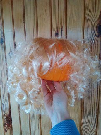 Маскарадный Детский парик Золушки, Ангела