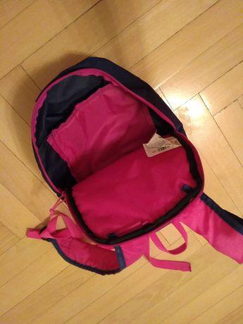 Plecak mały z Decathlon