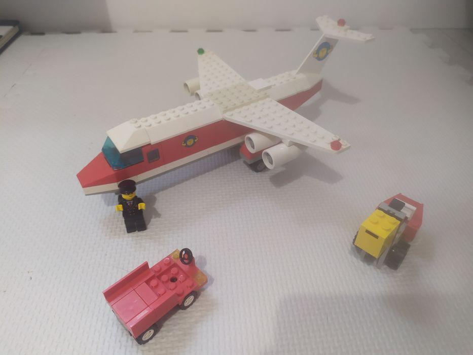 Lego Classic Town 6375 Samolot Cargo z 1990 roku Warszawa - image 1