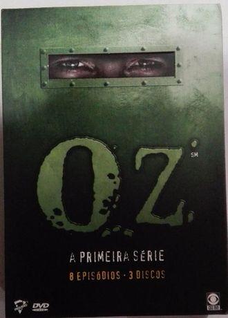 """""""OZ"""" A Primeira Série"""
