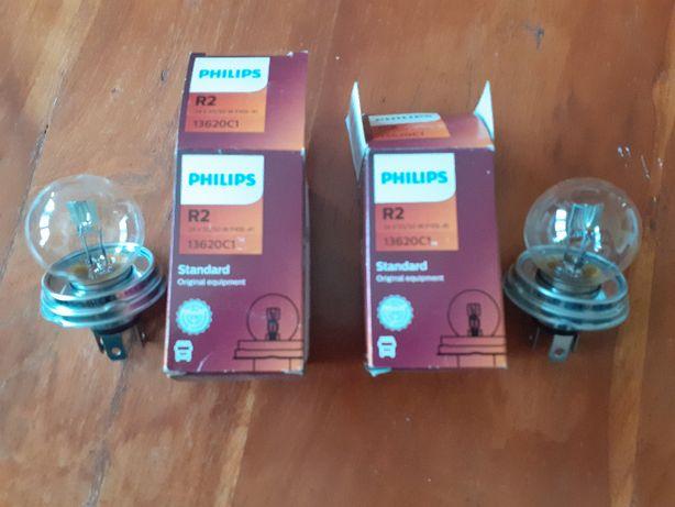 Żarówka Philips R2 24V 55/50 W