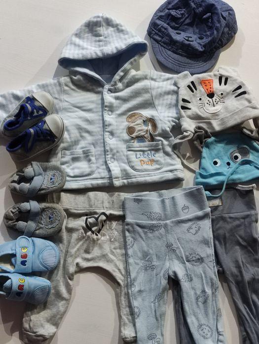Zestaw ubranek niemowlęcych 62/68 Rydułtowy - image 1