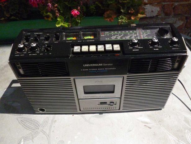 Super radio z wysokiej polki Senator Pieknie gra