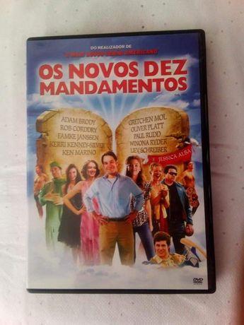Filme original em DVD Os Novos Dez Mandamentos
