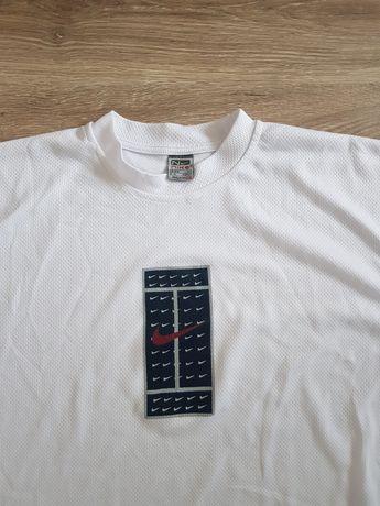 T-shirt sportowy NIKE USA r. L/XL