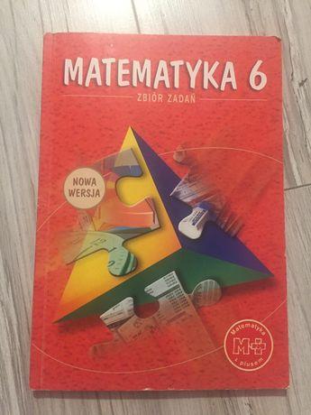 Zbiór zadań do matematyki klasa 6