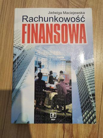 Jadwiga Maciejewska Rachunkowość finansowa