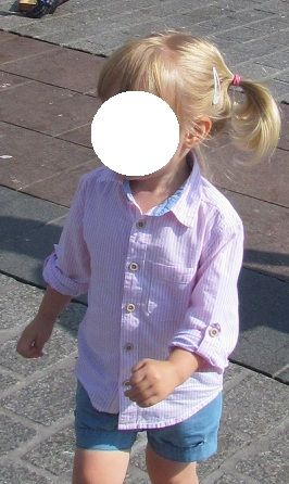 Bluzka koszula Mini Rebel 24-36 m-cy STAN IDEALNY
