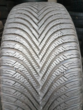 215 55 R16 97H Michelin Alpin 5 -2шт.
