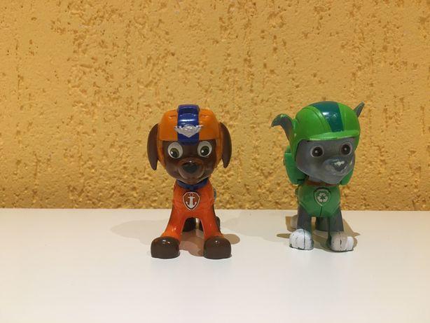 Figurki psi patrol Rocky Zuma