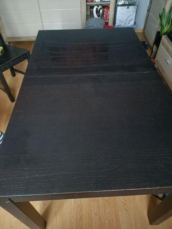 Ikea bjursta stół plus cztery krzesła