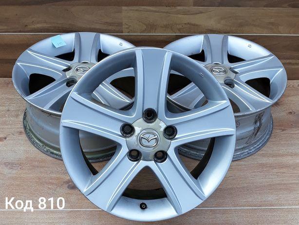Оригінальні  диски Mazda R16 5x114.3 ET55