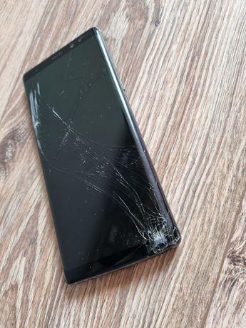 Samsung Note 8 uszkodzony.