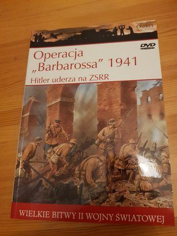 Operacja Barbarossa 1941 OSPREY DVD