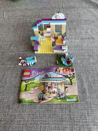 LEGO Friends 41085 - clinica veterinária