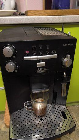 Кофемашина автомат AEG Electrolux