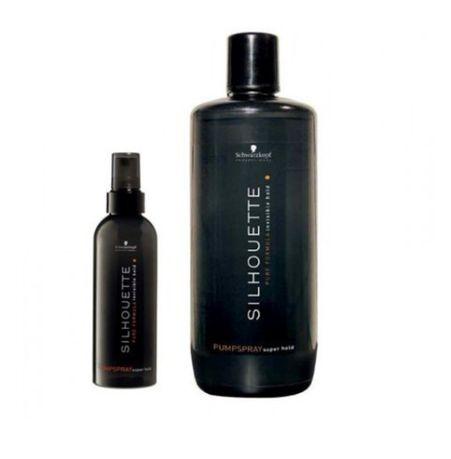 Schwarzkopf Silhouette жидкий лак для волос