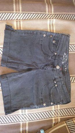 Джинсовые шорты для девочки 12-16 лет