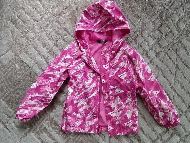 Легкая курточка (ветровка) Nordface для девочки